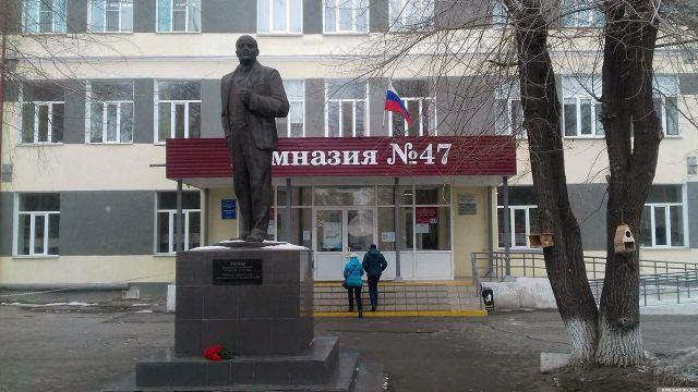 Копия работы скульптора Н. И. Шильникова