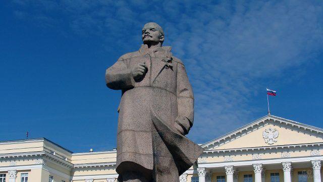 На центральной площади Смоленска