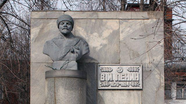 Пермский мемориал Ленина