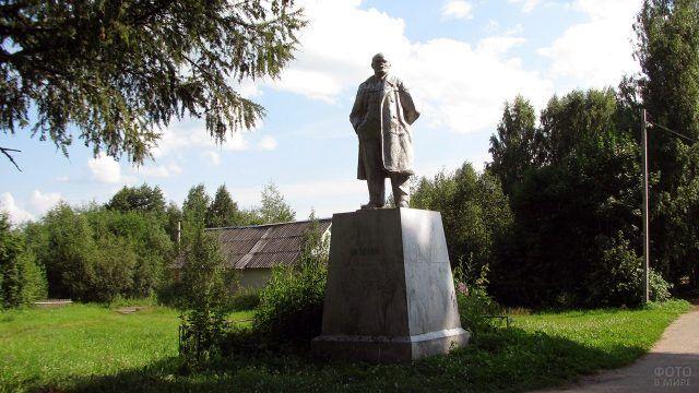 Типовая модель памятника Ленину скульптора С. Д. Меркурова