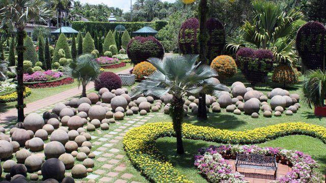 Каменный сад на Пхукете