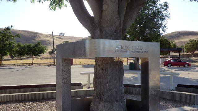 Мемориал памяти Джеймса Дина