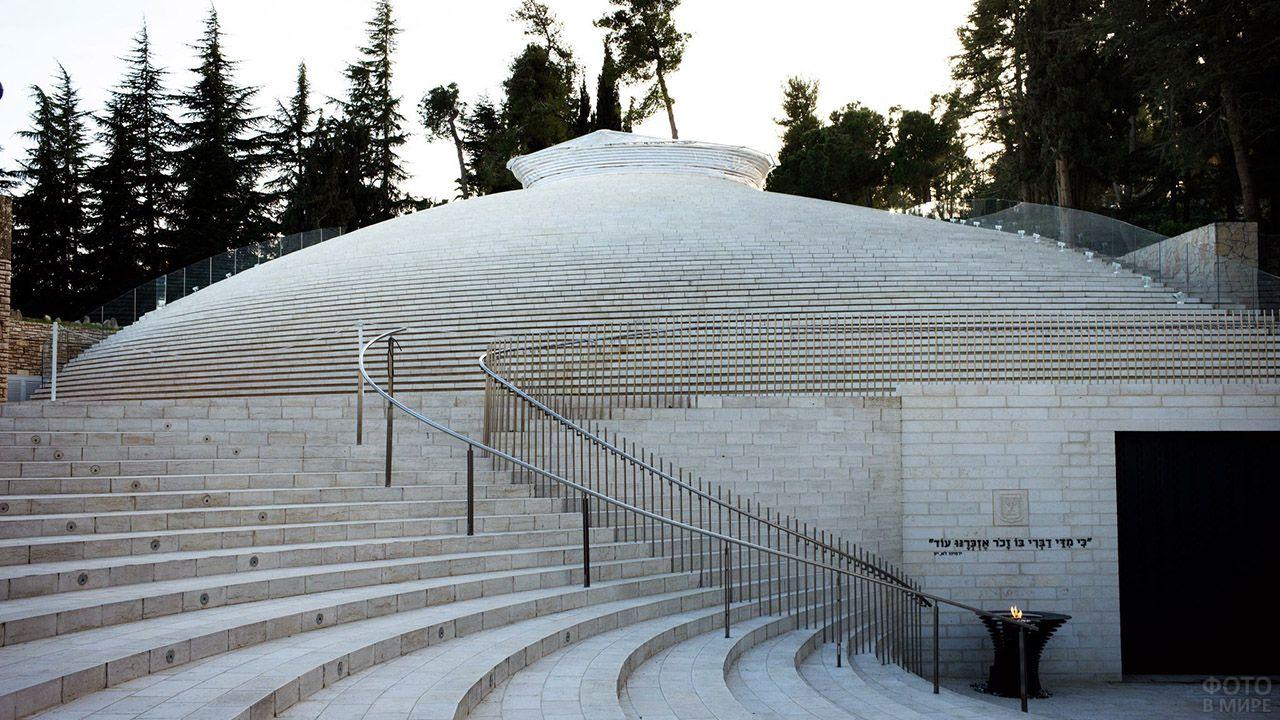 Национальный мемориальный холл павших израильтян