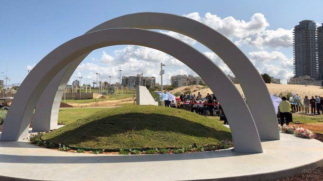 В память о еврейской общине Агадира