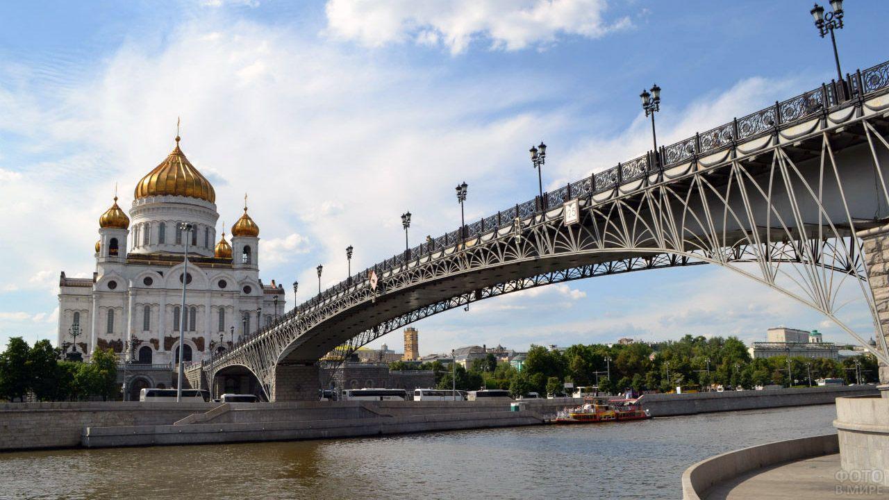 только жемчужины фото мостов москвы в хорошем качестве дело, если