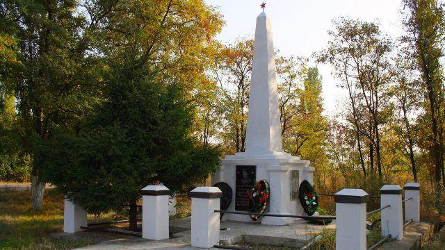Братская могила 420 в Воронеже