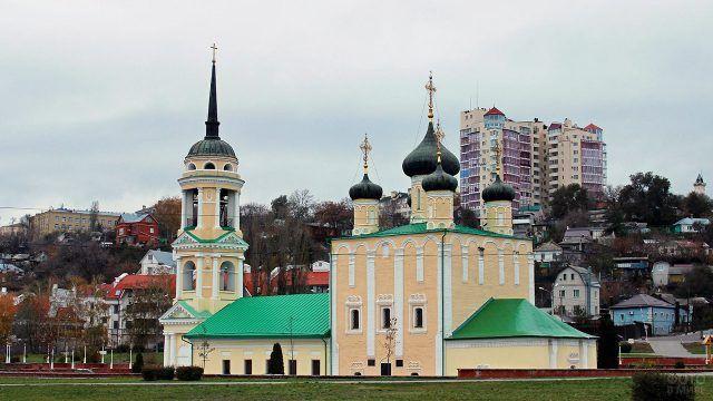 Памятник архитектуры XVII века в Воронеже