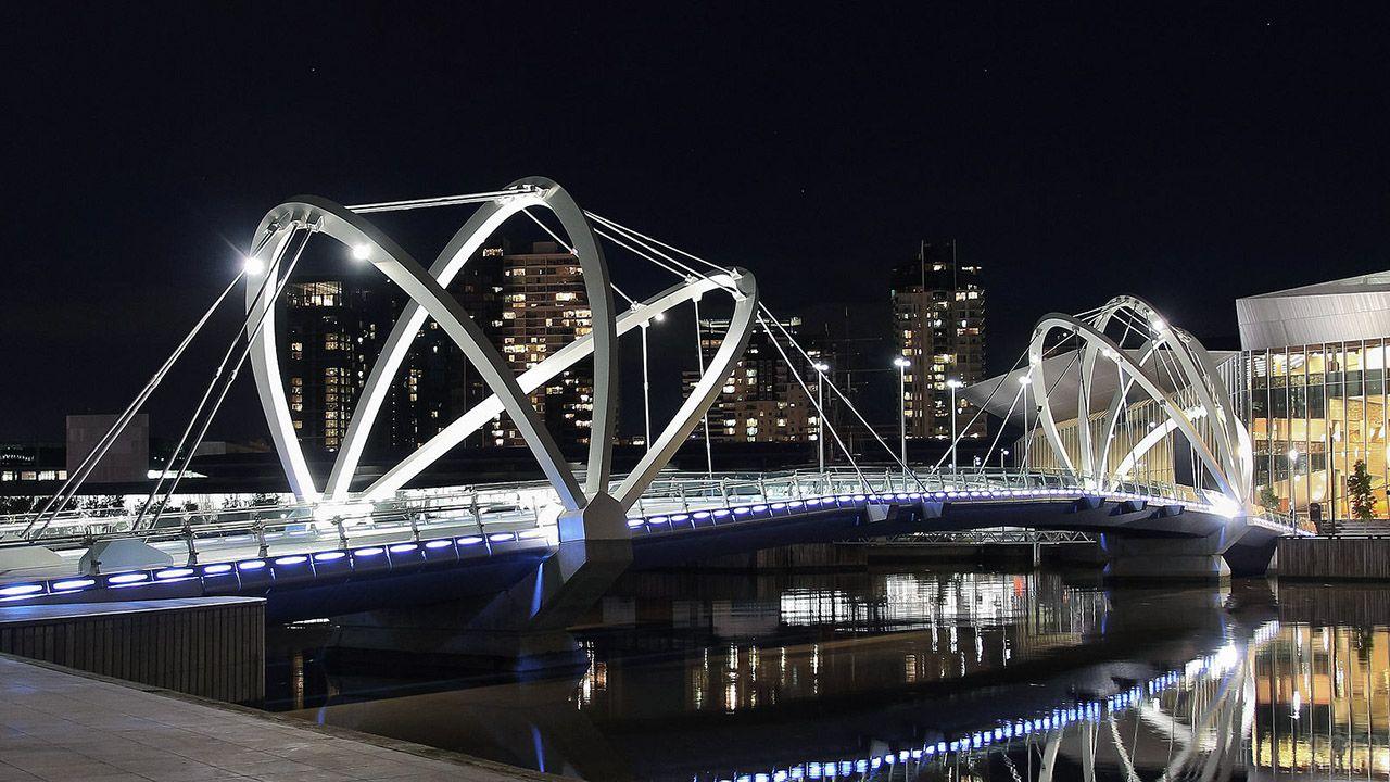 Мост моряков в Мельбурне