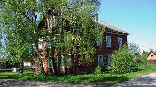 Дом-музей купеческого быта на Старой Ладоге
