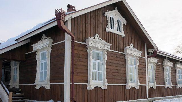 Контора Г. М. Будагова в Новосибирске 19 век