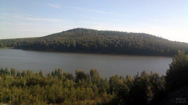 Гора Маслова на Среднем Урале