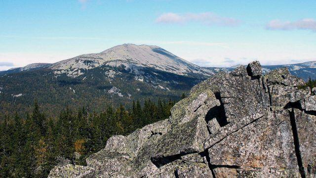 Уральские горы - хребет Аваляк