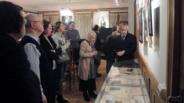 Экскурсия в московском музее-квартире Скрябина