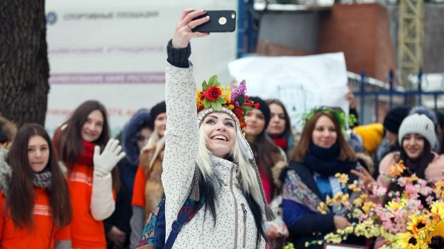 День студента в Ставрополе