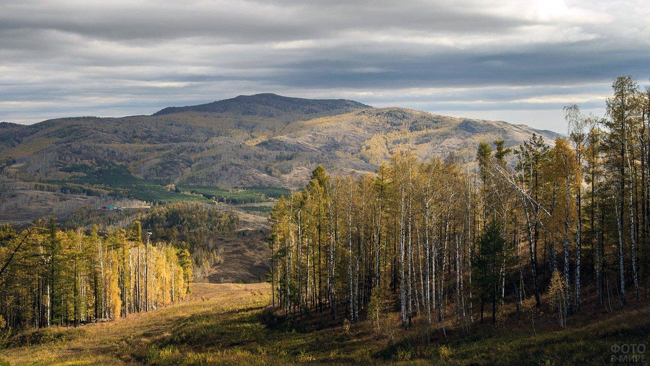 Осень в долине сказок Таганая