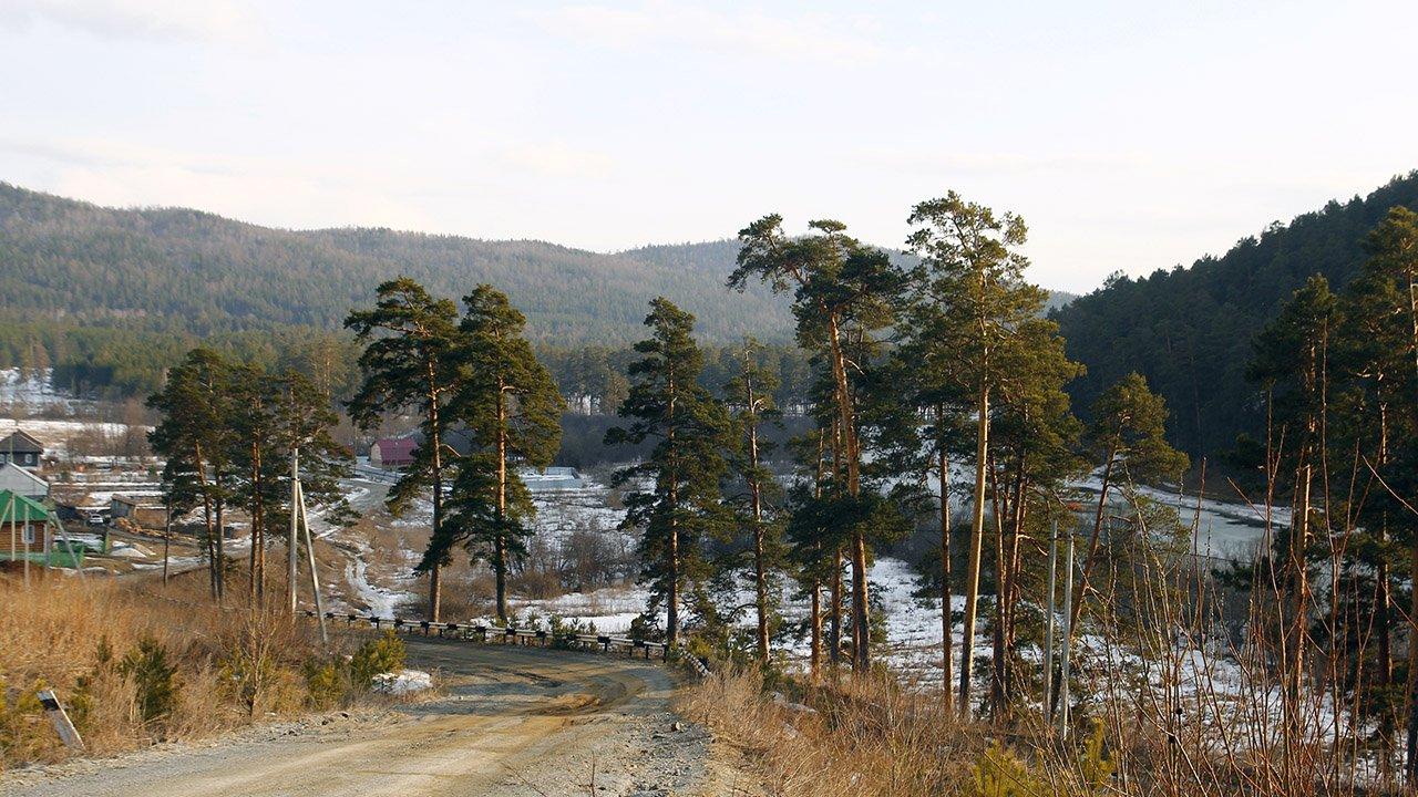 Северная вершина Бараньи лбы на Двуглавой сопке