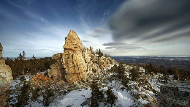 Вершина горы Юрмы