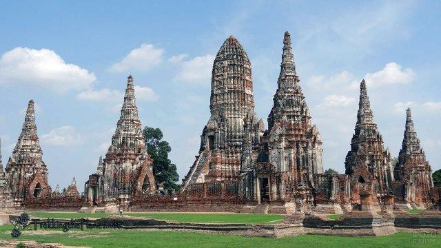 Аютаия - древняя столица Тайланда