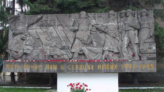 Памятник Обороне Ленинграда