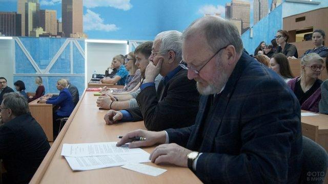 День российской науки в Сибирском ВУЗе
