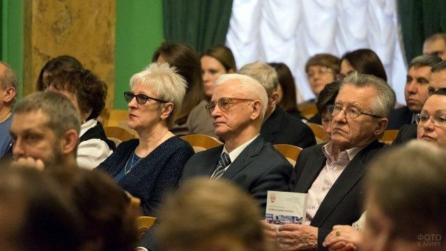 Педагоги Петербургского ВУЗа принимают поздравления в День российской науки