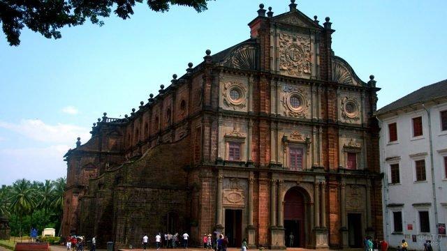 Базилика Бон-Жезуш в Старом Гоа