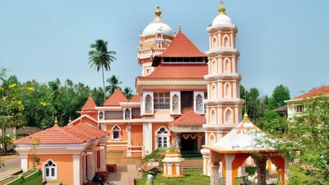 Храмовой комплекс Шантадурга на Гоа