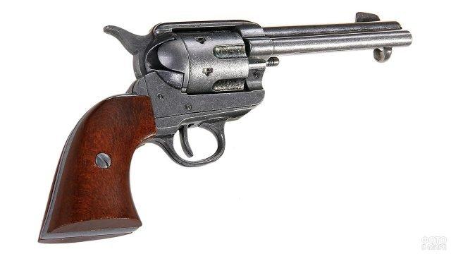 Американский револьвер начала 20 века