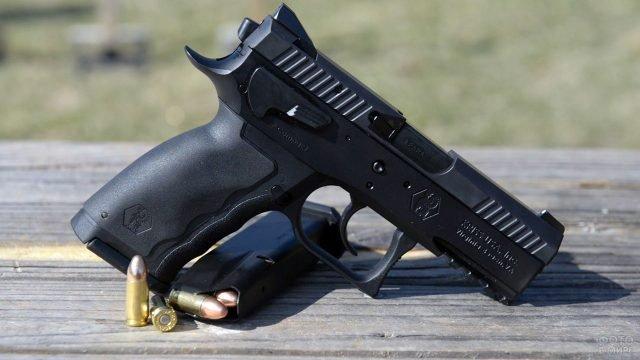 Модульный пистолет Сфинкс