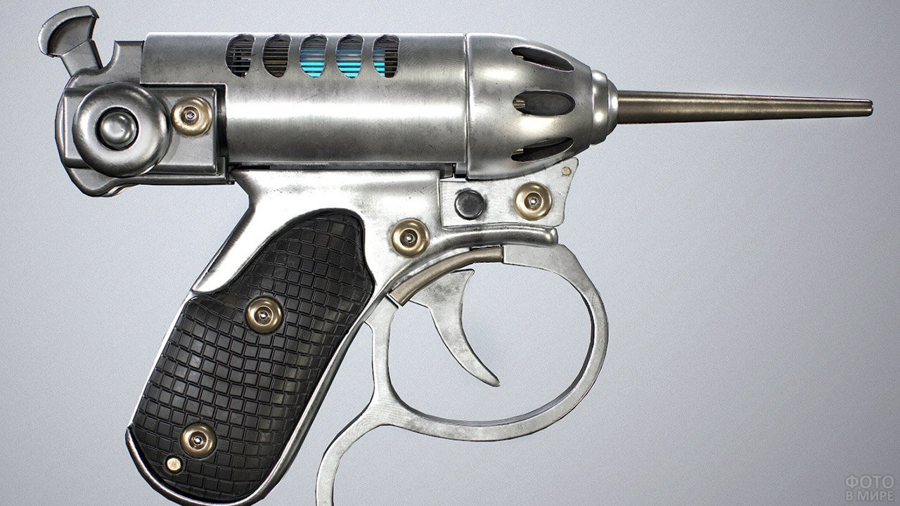 Пистолет из Голливудского фильма - модель Дамский сверчок