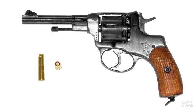 Револьвер системы Наган