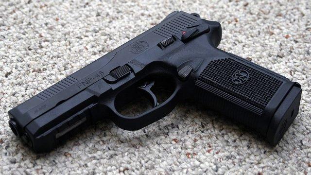 Самозарядный пистолет Герсталь