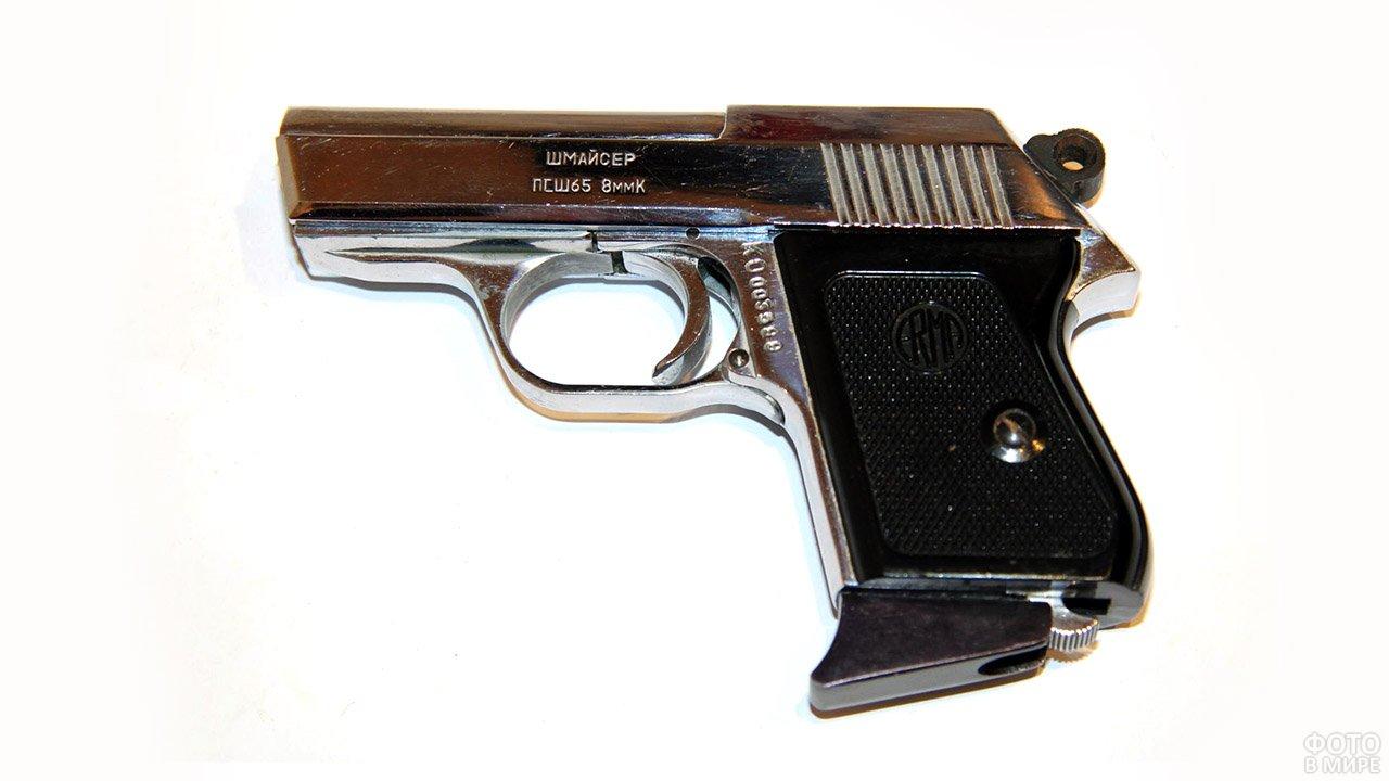 Сигнальный шумовой пистолет Шмайсер ПСШ-65