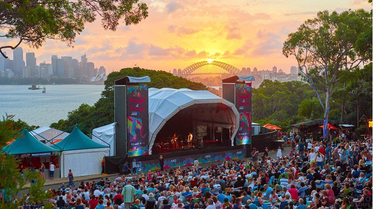 Фестиваль на 14 февраля в Сиднее