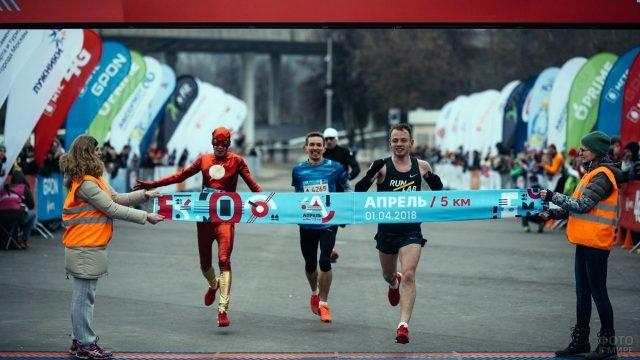Первоапрельский московский марафон