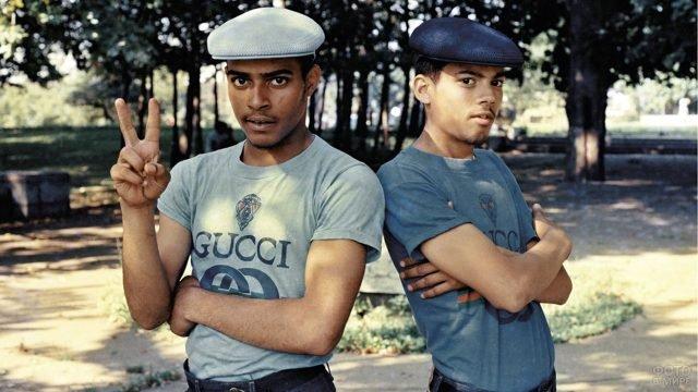 Хип-хоп исполнители середины 80-х, Бруклин