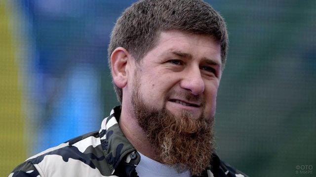Борода у известного героя России