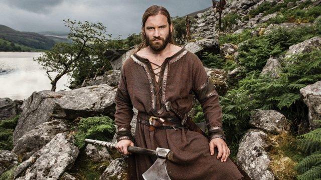Бородатый викинг