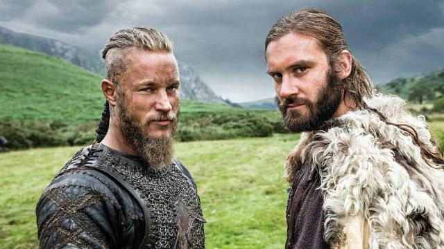 Герои сериала Викинги