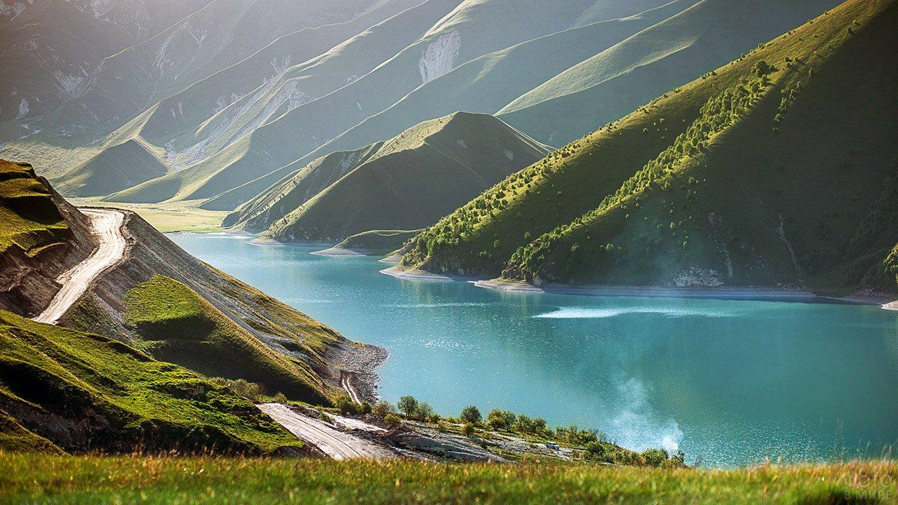 Природа кавказа фото самые красивые места, утро
