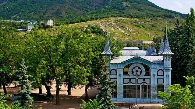 Курорты Кавказских Минвод под Пятигорском