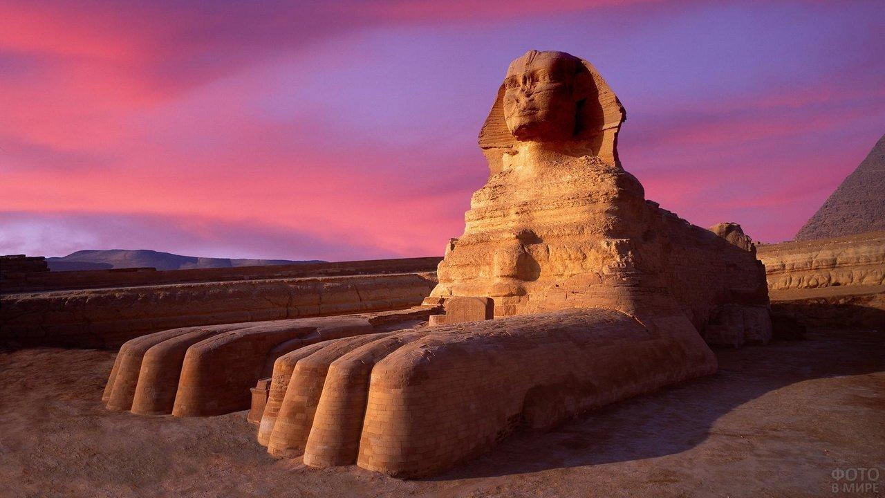 Египетских Сфинкс