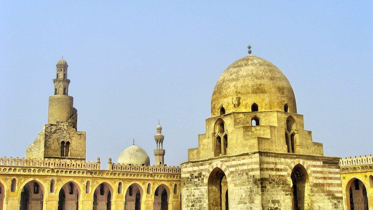 Мечеть в Каире