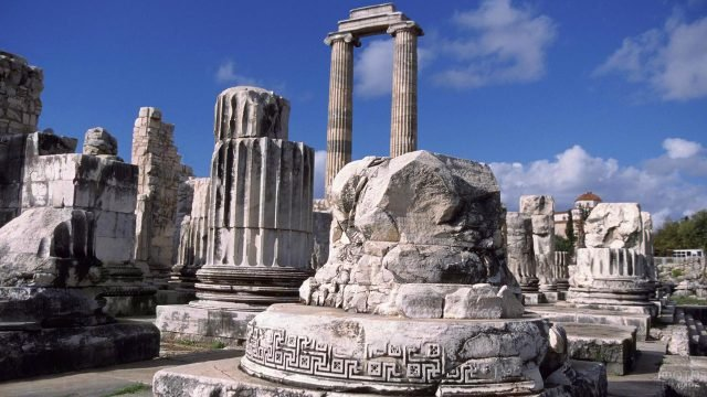 Храм Аполлона в Дидимах