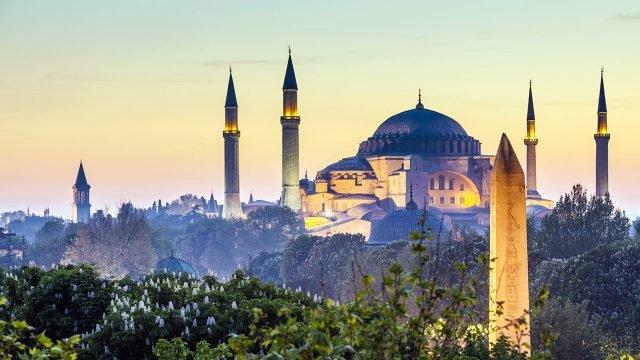 Мечеть на холме пророка Юши