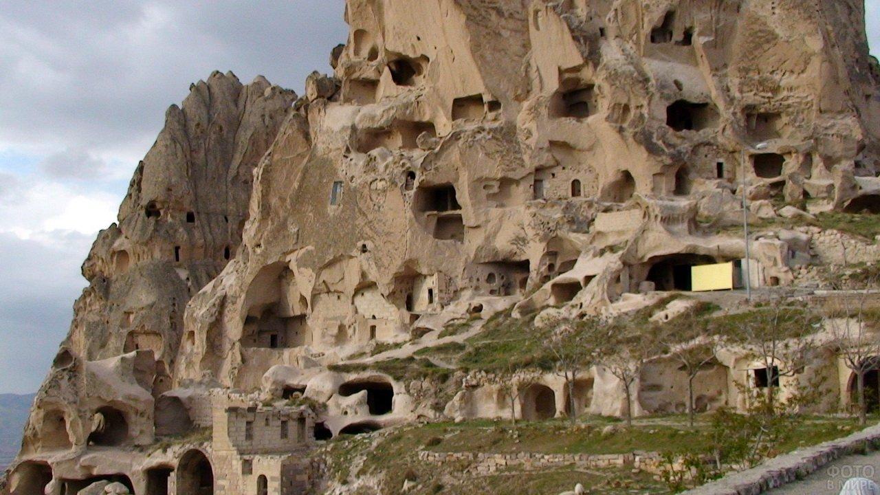Национальный парк Гёреме в Турции