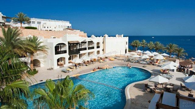 Пятизвёздочный отель в Шарм-Эль-Шейхе