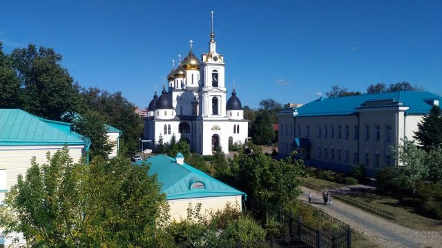 Борисо-Глебский монастырь в Дмитрове