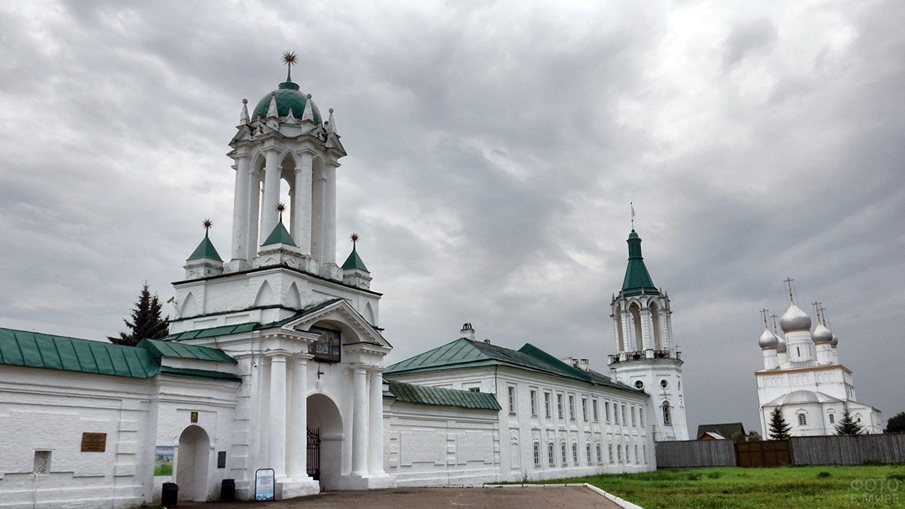 Храм святого Димитрия Ростовского