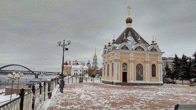 Никольская часовня в Рыбинске